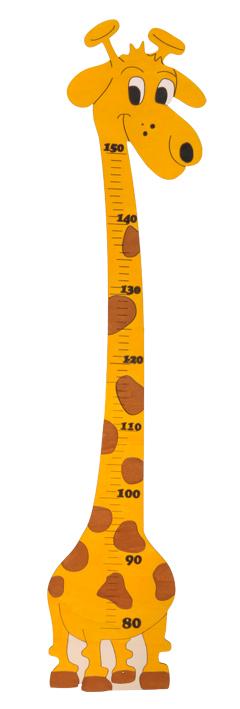 DoDo Detský meter - Žirafa Amina