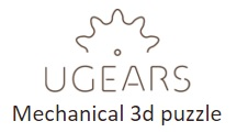 ugears modely