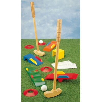 Bigjigs Toys Sada Crazy golf