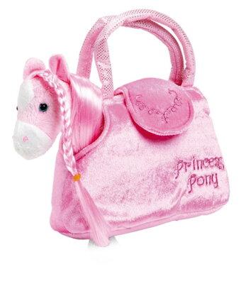 fe8673cea Small Foot Detská ružová kabelka - Koník v kabelke Paulina