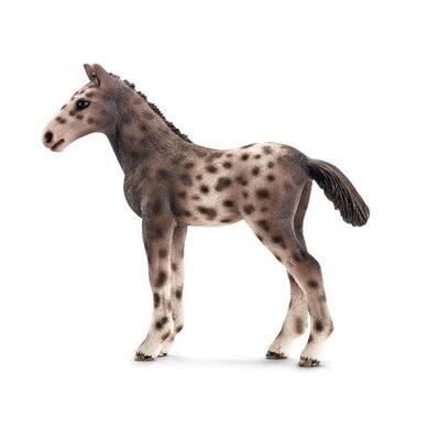 e07e1baf0 Schleich zvieratko - Žriebä knabstrupského koňa