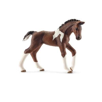 51534e4fb Schleich zvieratko - Žriebä koňa trakehnerského