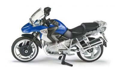 SIKU Super - BMW motorka R1200 GS 1:50