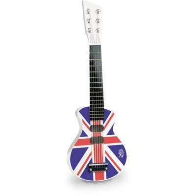 Vilac Union Jack rock'n'roll gitara