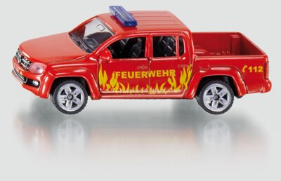 SIKU Blister Požiarne auto Pick-up 1:87