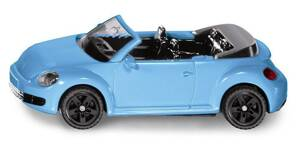 SIKU Blister - VW The Beetle Cabrio 1:55